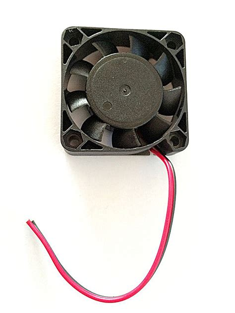 2 pin computer fan binmer 40mm pc cpu cooling fan 12v 2 pin computer