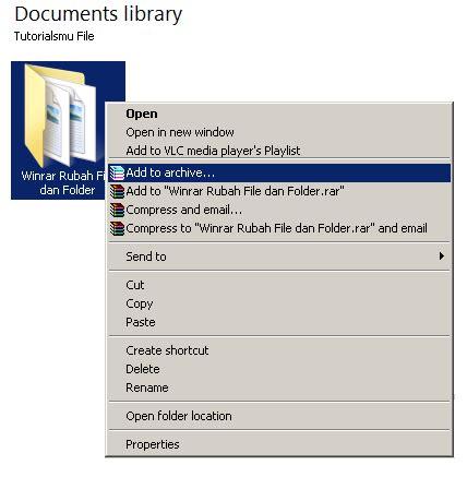 membuat file menjadi zip cara membuat dan menjadikan file dan folder menjadi berkas