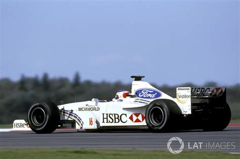 Stewart Ford by Rubens Barrichello Stewart Ford Sf3 At European Gp