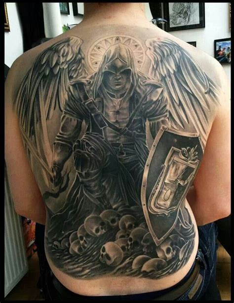 warrior angel tattoo ink pinterest warrior angel