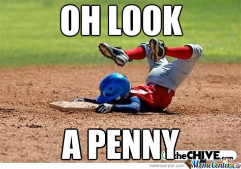 Penny Meme - oh look a penny by kognak meme center