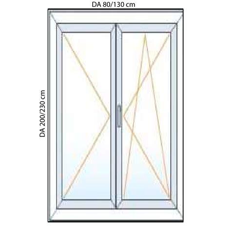 misure porta finestra misure standard infissi balcone pannelli termoisolanti