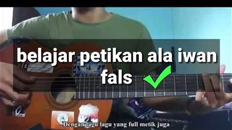 tutorial melodi gitar iwan fals ibu tutorial gitar iwan fals bento kunci gitar download video