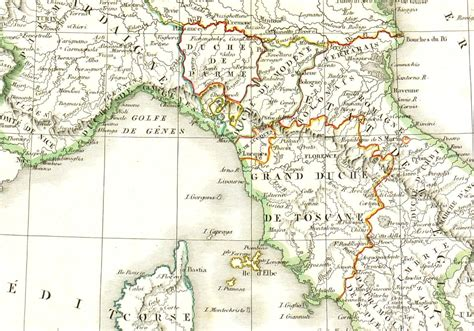 map of northern italy unknown vintage map of northern italy 1830 print at 1stdibs