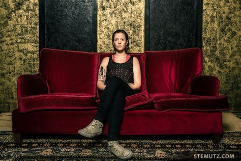 back stage couch anna aaron portrait shoot 2014 three series fancy red