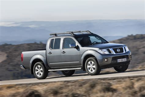 nissan navara nissan updates navara in europe for the 2015 model