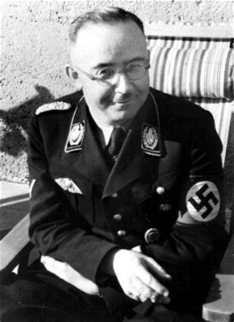 heinrich himmler the sinister of the of the ss and gestapo books how many times does it to be said didn t
