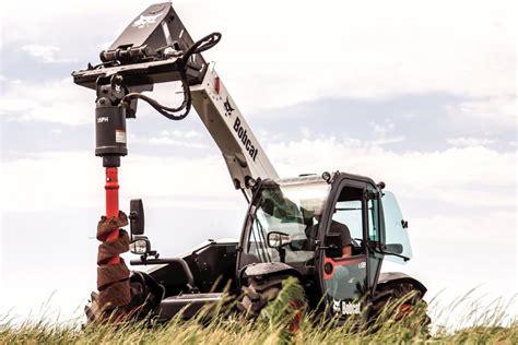 comfort lift carrier bobcat unveils compact 5 500 lb capacity telescopic tool