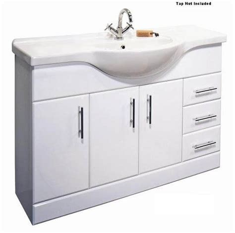 1200mm Vanity Units Classic 1200mm Basin Vanity Unit Bathroom Basins Vanity Units