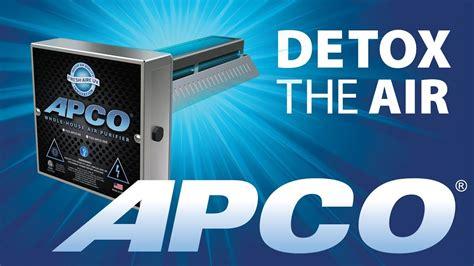 apco  house purifier  fresh aire uv youtube