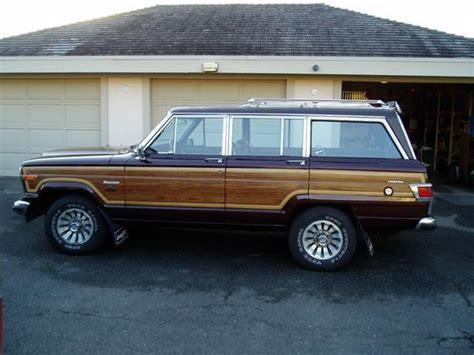 1981 Jeep Wagoneer 81wagoneer4sale 1981 Jeep Wagoneer Specs Photos