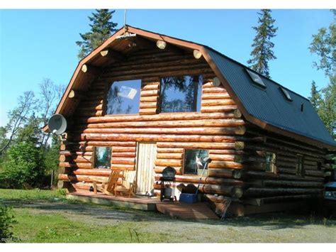 Log Cabin Alaska For Sale by Homer Alaska Real Estate Anchor Point Alaska Log Cabin