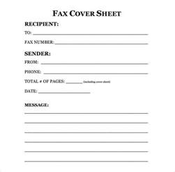 Template For Fax by Printable Fax Cover Sheet Letter Template Pdf