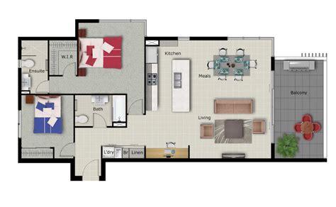 2 bedroom apartments in gold coast 2 bedroom 2 bathroom apartments in labrador gold coast