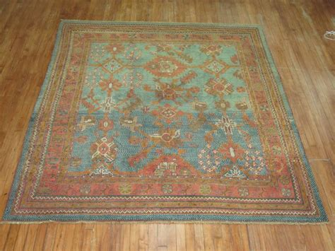 square rugs for sale antique oushak square rug for sale at 1stdibs