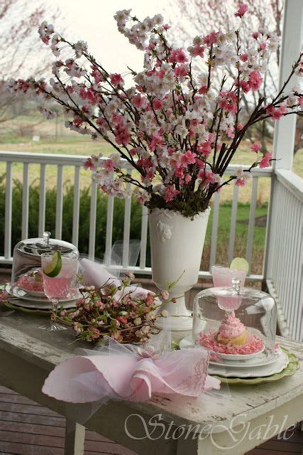 cherry blossom table decorations 125 best images about party table decor on pinterest