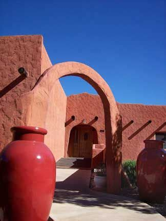 Adobe Homes For All Climates 98 best images about design santa fe style on