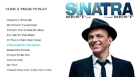 frank sinatra the best frank sinatra best of the best album sler