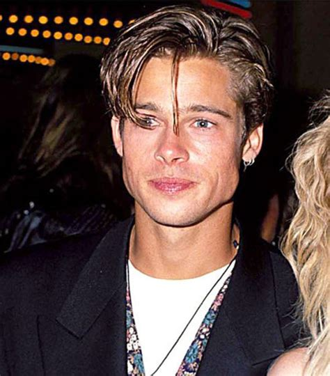 blonde men haircuts 1990s how to get great jawline