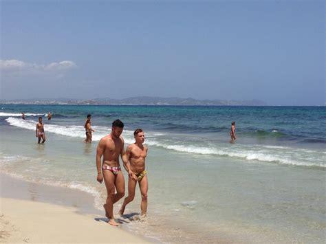 Gay nude beach pic