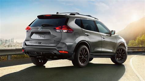 2018 Nissan Rogue Midnight Edition Nissan Canada