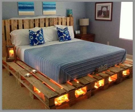 futon upcycle pallet bed upcycle beachy tones cabin concepts