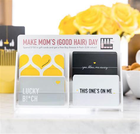 Drybar Gift Card - dry bar gift card balance diydry co