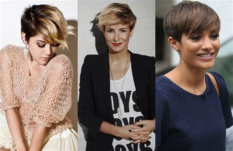 Hairstyles And Highlights by Vivacious Pixie Haircuts With Highlights Hairdrome