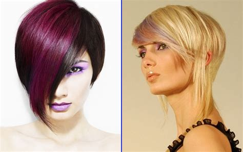 haircuts and color salon medium hair ideas of rock chick hairstyles as hairdresser
