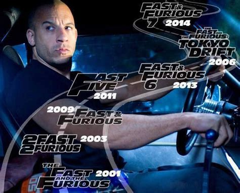 fast and furious movies in order pin by jennifer schreiber on fast and furious series