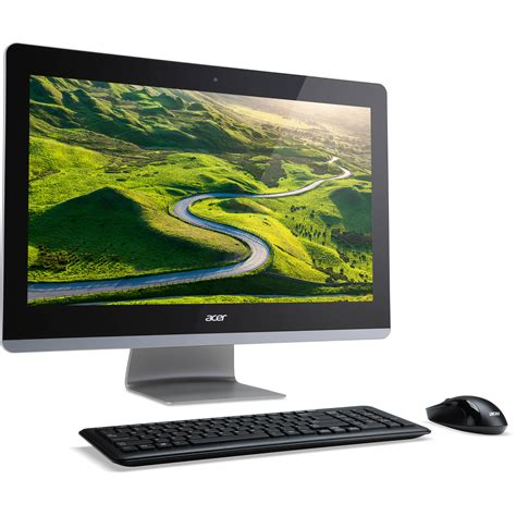 Laptop Acer Aspire Z3 acer 23 8 quot aspire z3 multi touch all in one dq b2zaa 002