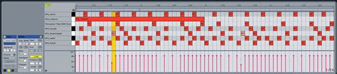 midi drum pattern collection making beats in ableton live using the drum rack ask audio