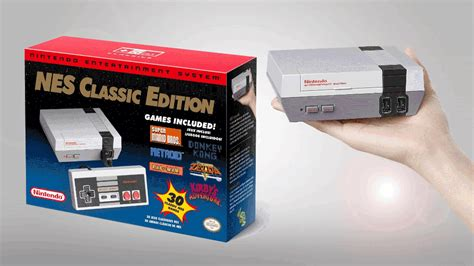Nintendo Mini Nes Classic Edition mini nes classic edition and 10 last minute gift ideas for
