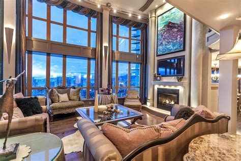 ultimate luxury penthouse mansion  vancouver idesignarch interior design architecture