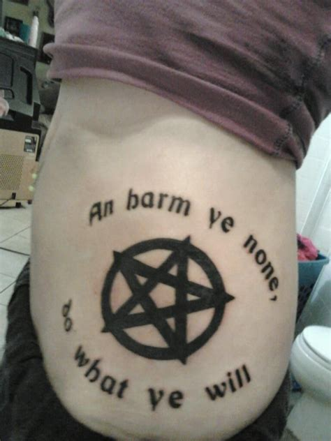 wiccan tattoos designs wiccan tattoos wiccan rede got ink