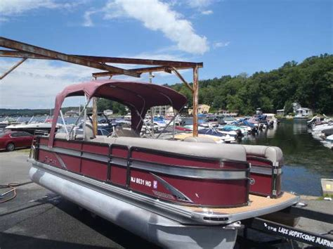 used boat for sale new jersey used power boats pontoon boats for sale in new jersey