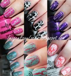 imogen foxy locks china glaze crackle glaze nail polish
