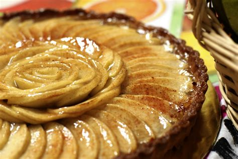 apple tart apple tart recipe dishmaps