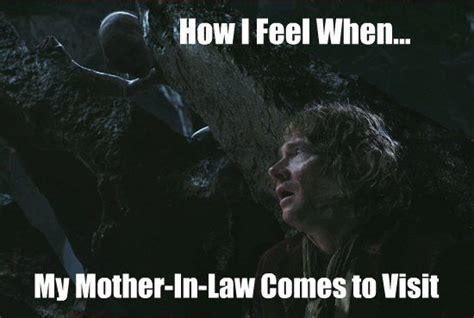 Mother In Law Meme - the hobbit mother in law meme original memes pinterest