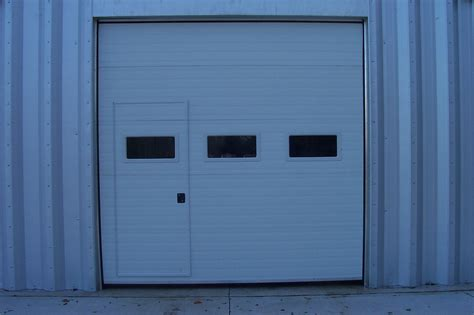 Walk Thru Door Walk Thru Garage Door