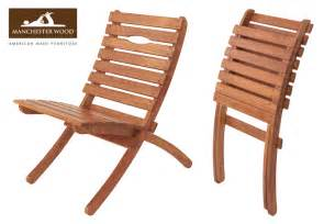 Adirondack folding chairs the montauk collection manchester wood