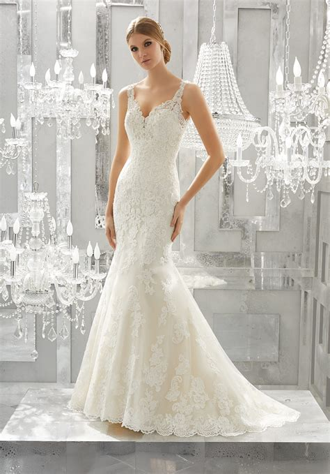 Gowns For Wedding by Meya Wedding Dress Style 8183 Morilee