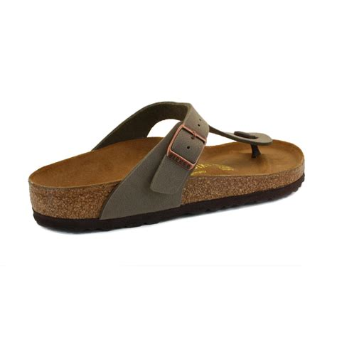 birkenstock sandals womens birkenstock gizeh womens slip on flip flops leather