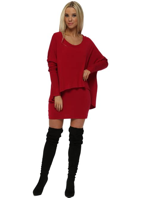 Leticia Tunic laetitia mem two in one tunic jumper dress
