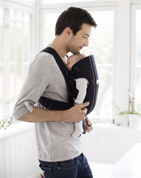 baby carrier babybj 214 rn baby carrier original black mesh co uk baby