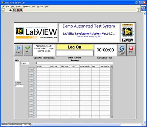labview layout manager community nugget series application development