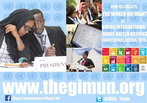 Opportunity Desk by Apply As A Delegate To The Gimun Conference For Youth 2016 Accra Opportunity Desk