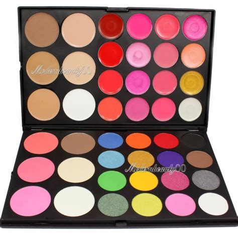 Ebay Palettes by Ebay 44 Color Eye Shadow Blush Concealer Palette