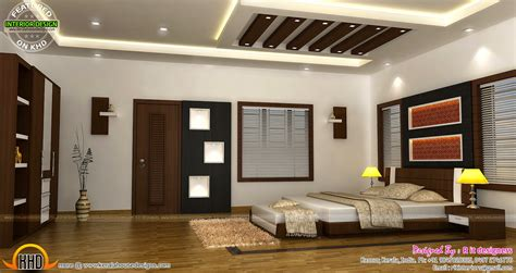 home interior design kerala inspirations bedroom interior design with cost kerala ideas and using gypsum pictures home