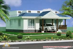 Kerala Home Design Single Story 3 bedroom single story villa 1100 sq ft home appliance